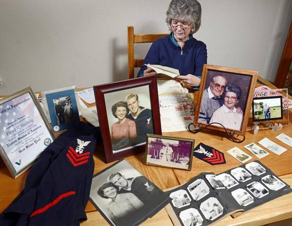 67 лет вместе