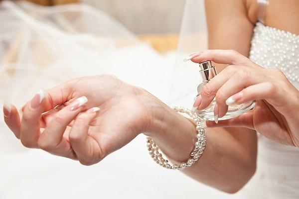 Выбор духов для невесты