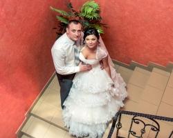 Свадьба  Ольги и Сергея