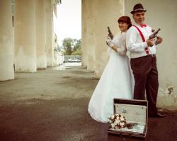 Свадьба Владимира и Ксении